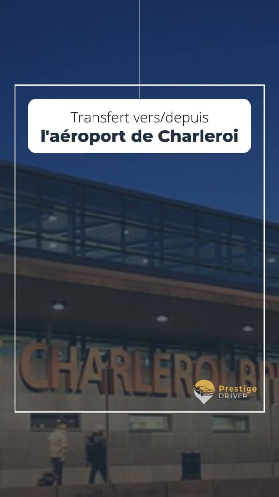 Taxi to / from Charleroi airport