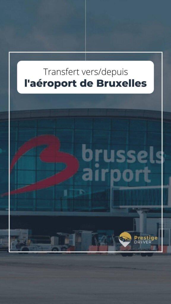 Taxi vers/depuis Bruxelles aéroport