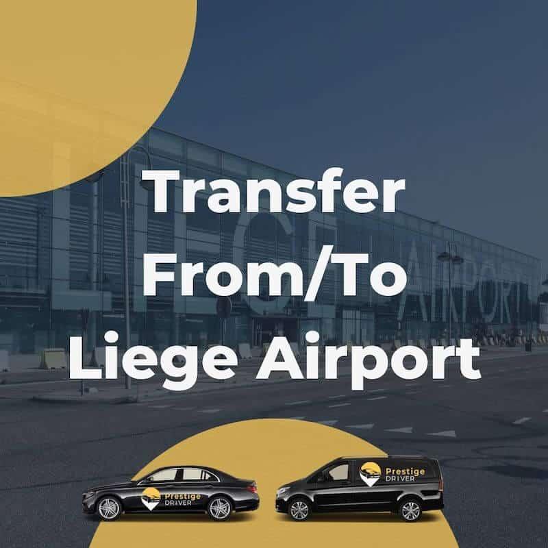 Taxi pour Liège