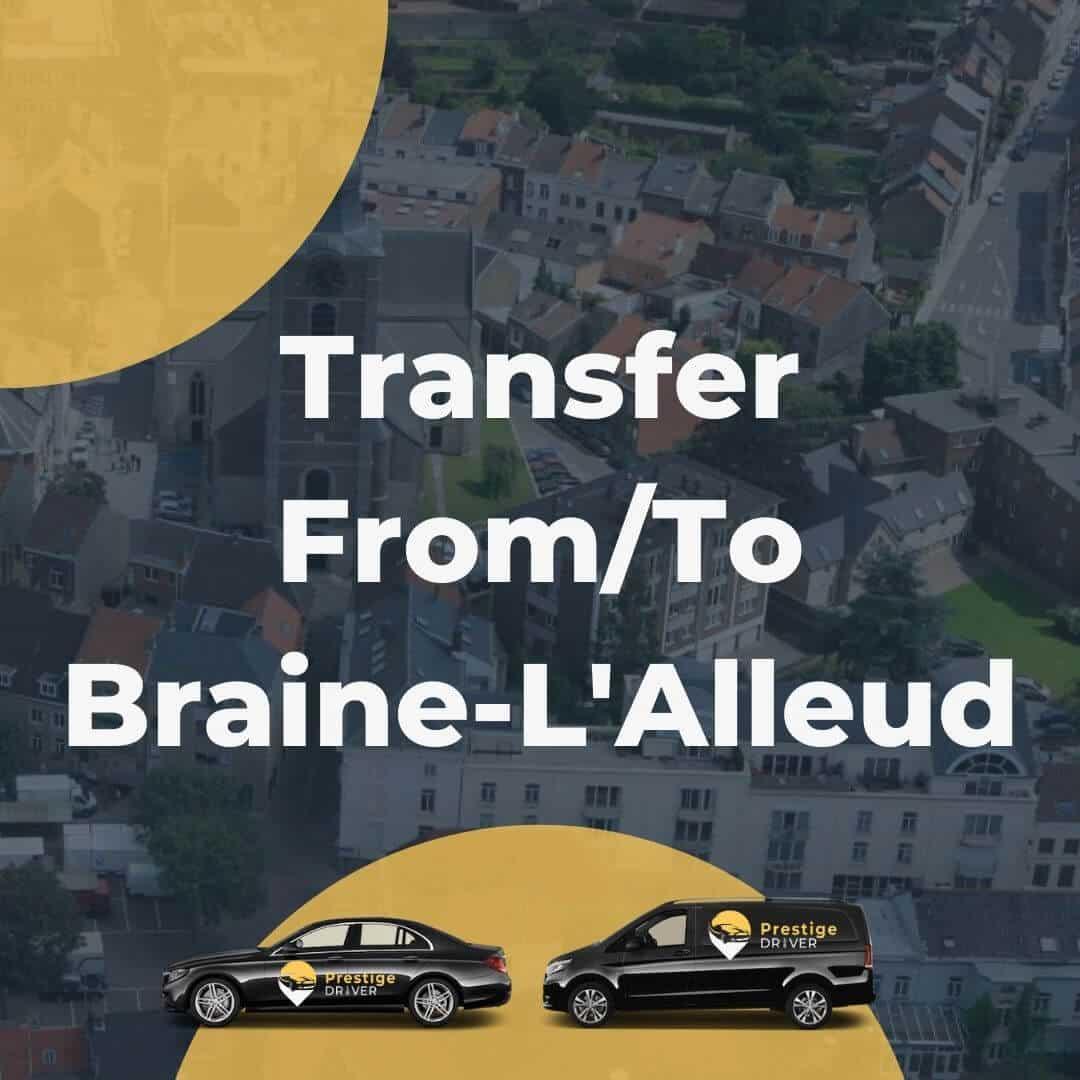 Taxi Braine l'Alleud