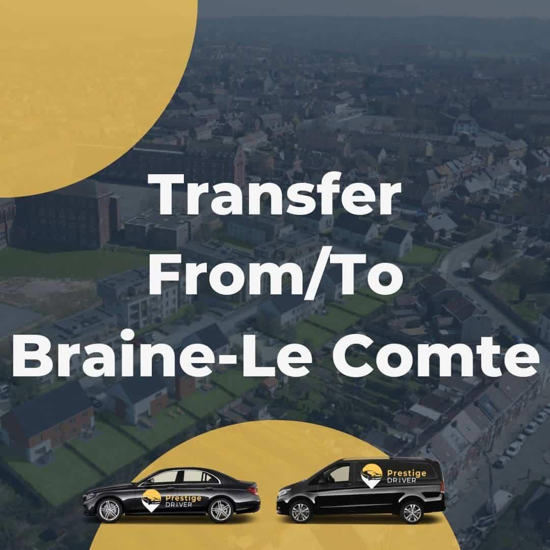 Taxi Braine-Le-Comte