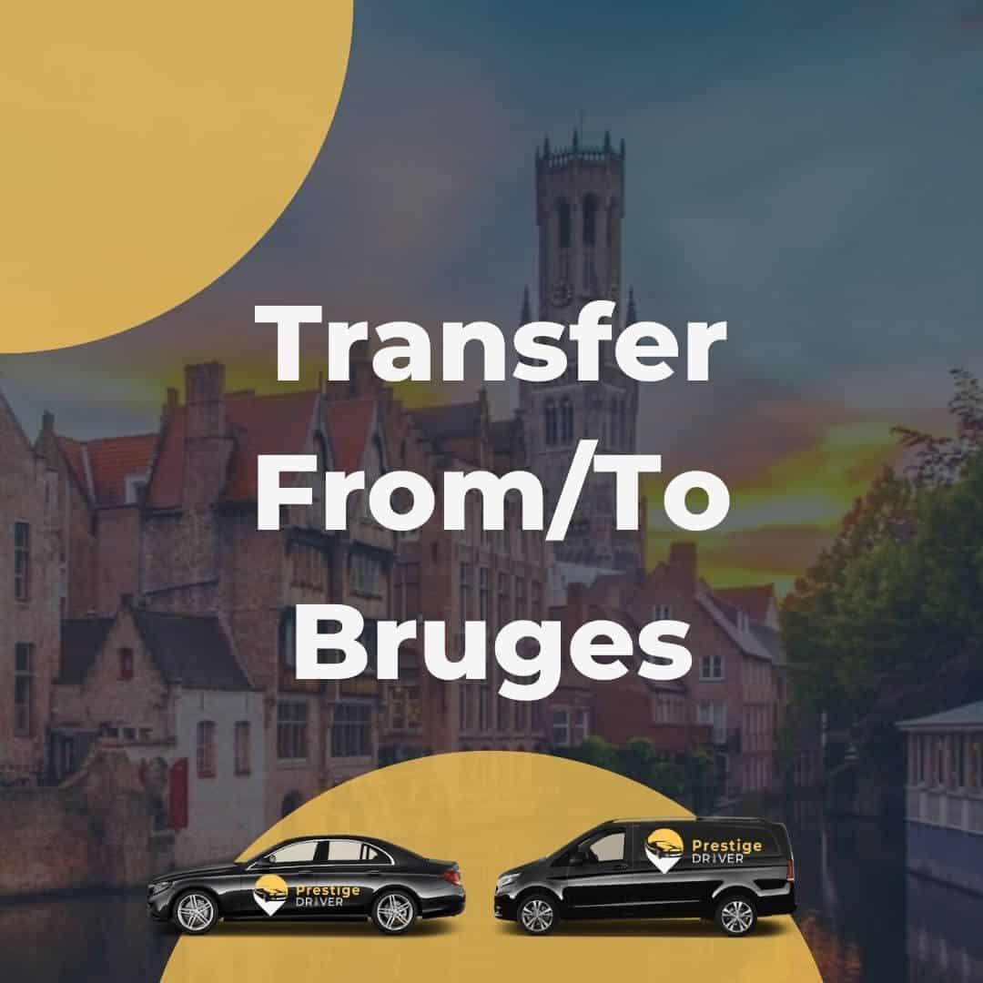 Taxi Bruges