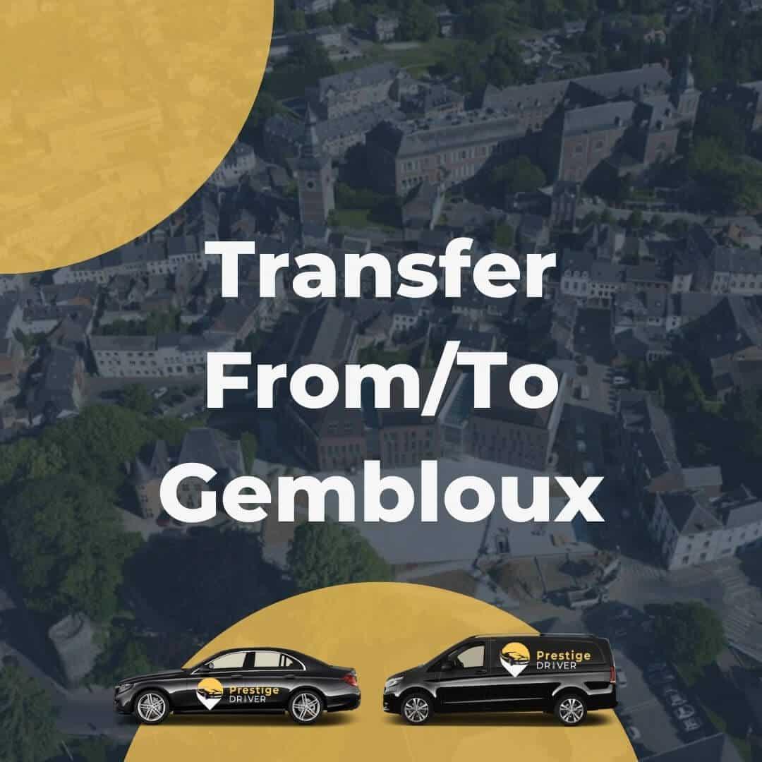 Taxi Gembloux