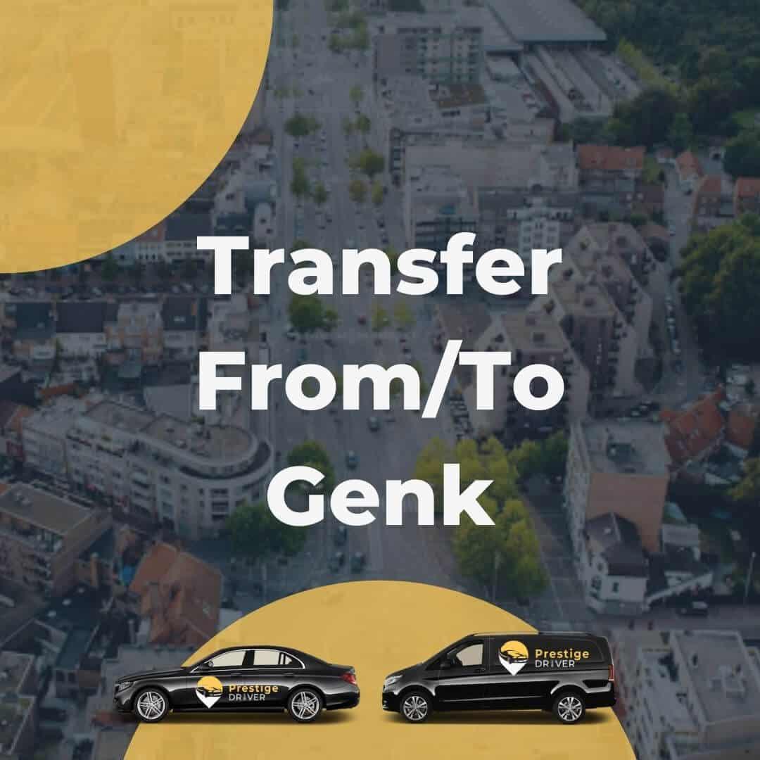 Taxi Genk