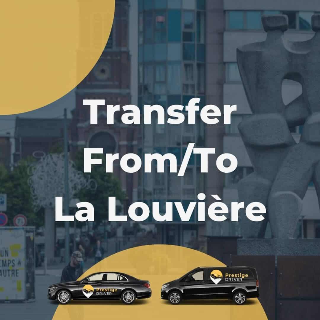 Taxi La Louvière