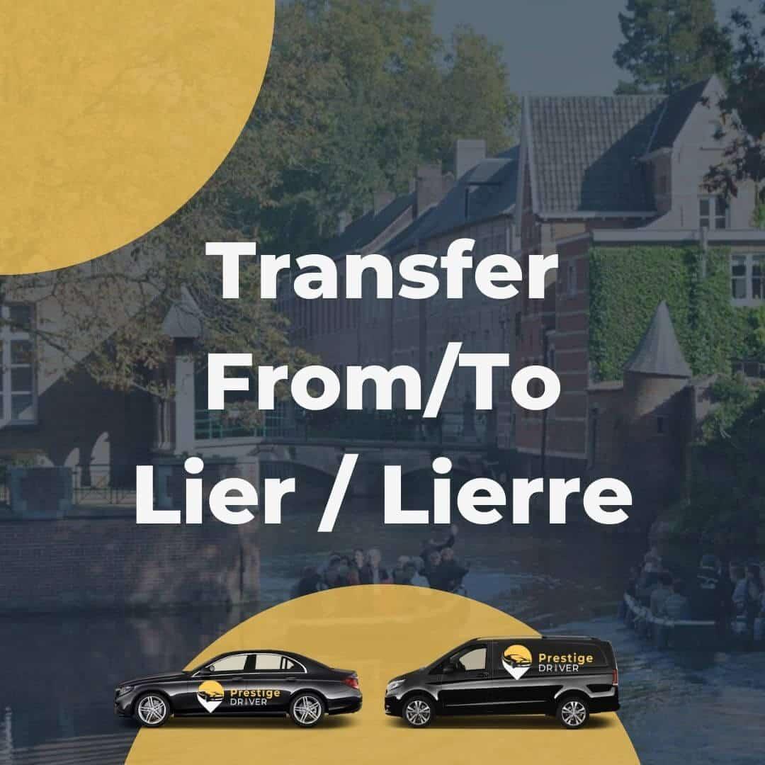Taxi Lier