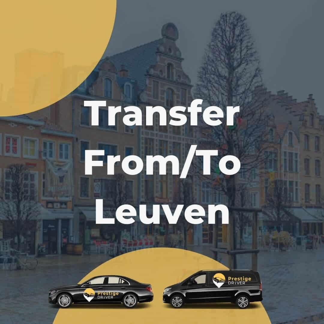 Taxi Louvain
