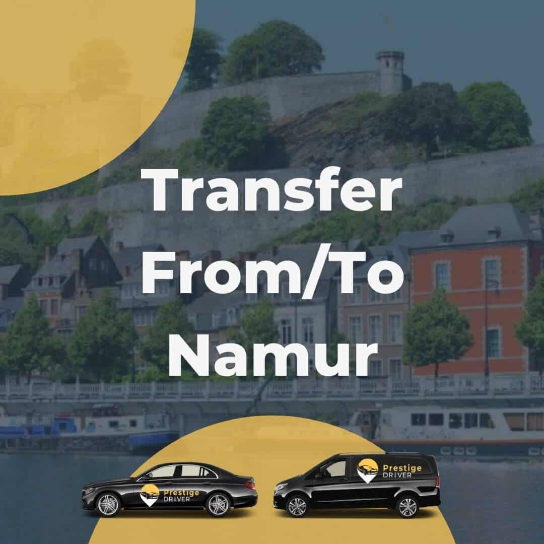 Taxi Namur