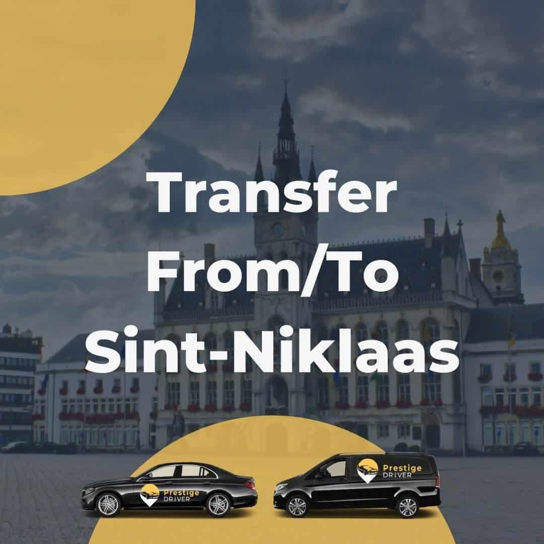 Taxi Sint-Niklaas