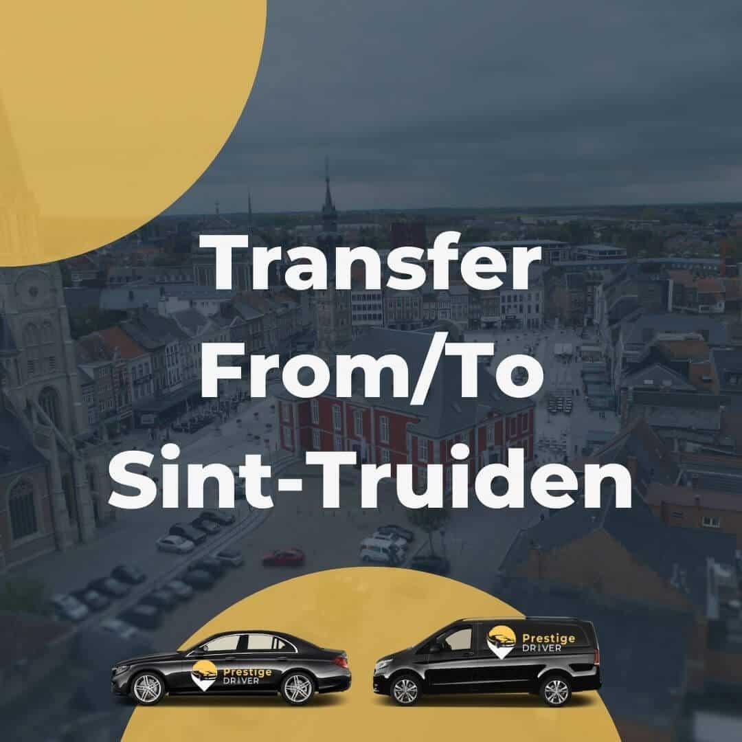 Taxi Saint-Trond