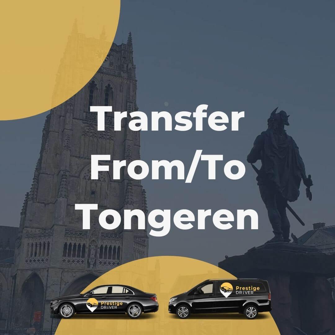 Tongeren Taxi
