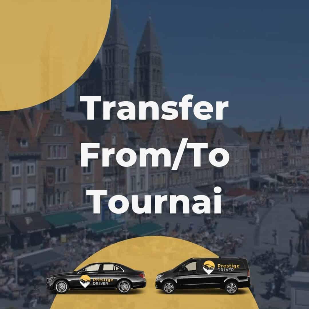 Taxi Tournai