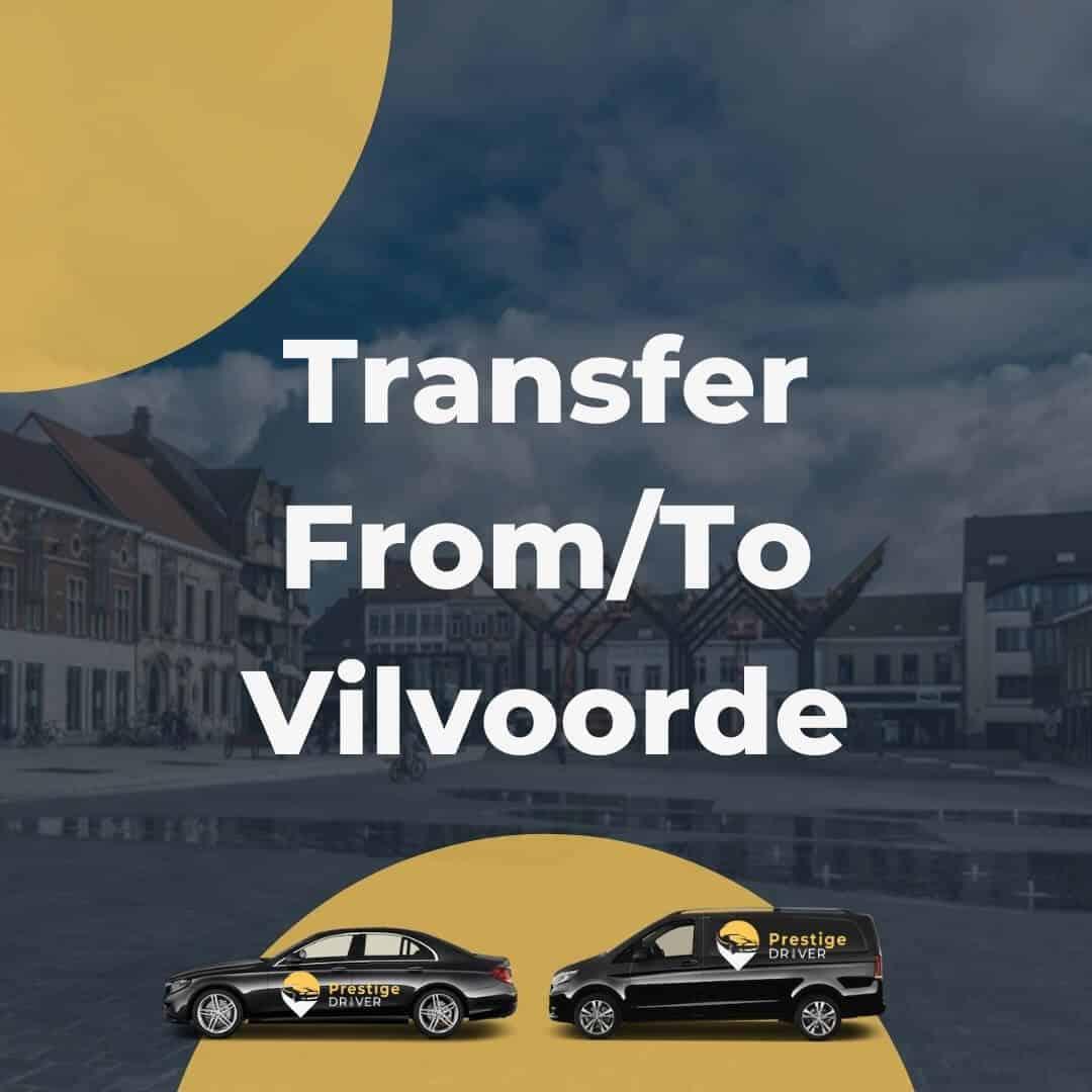 Taxi Vilvorde