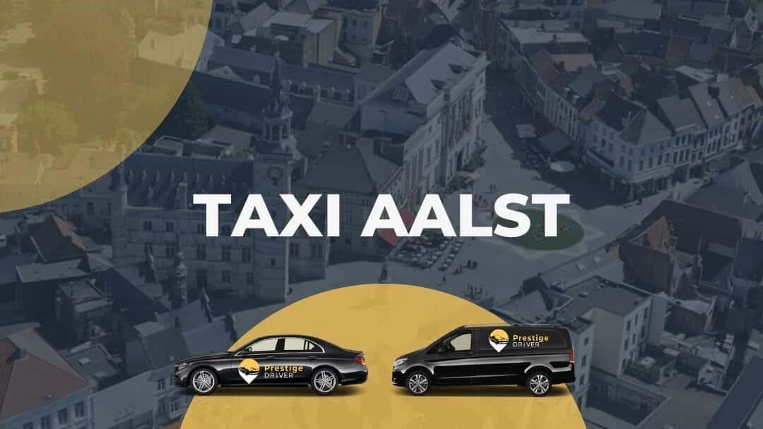 Taxi à Alost