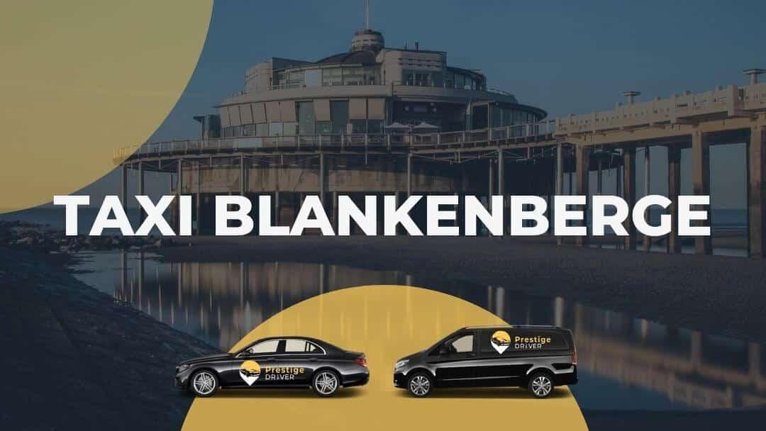 Blankenberge में टैक्सी