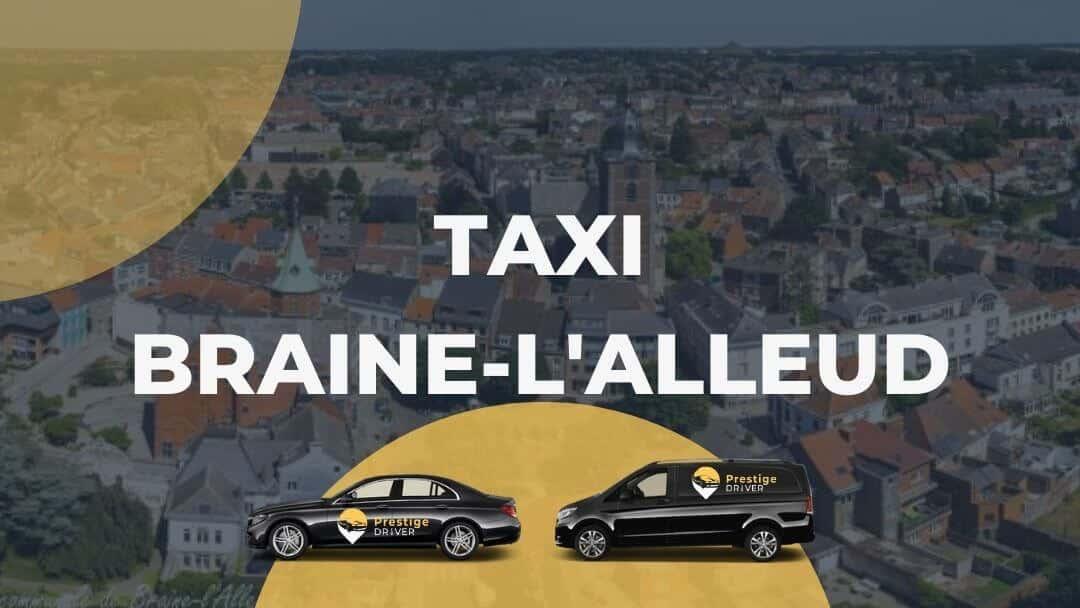 Taxi a Braine-L-Alleud