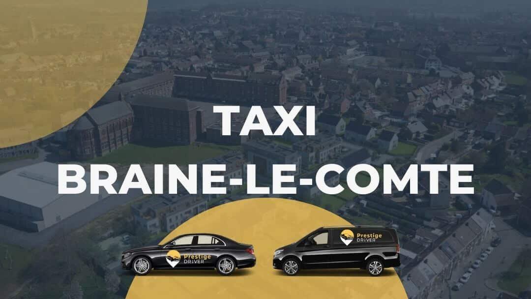 Taxi à Braine-Le-Comte