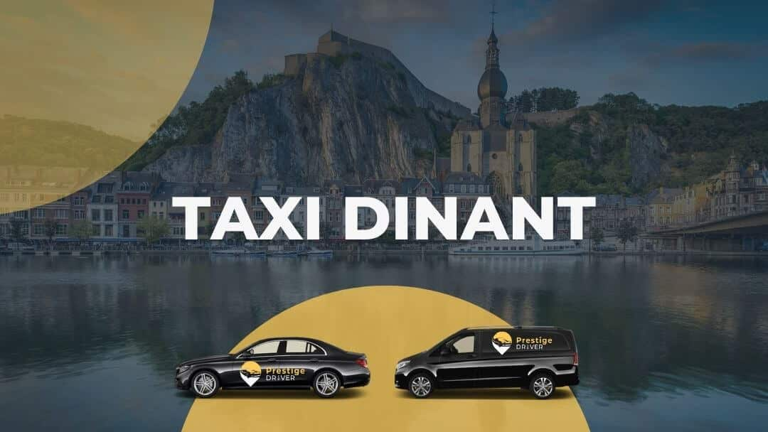 Taxi à Dinant