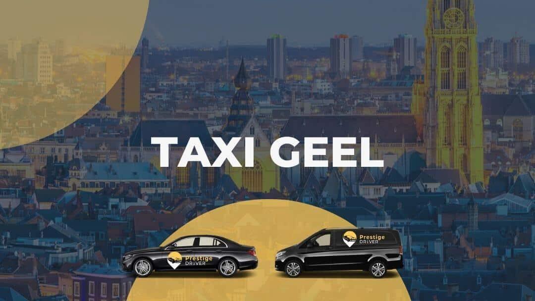 Taxi à Geel