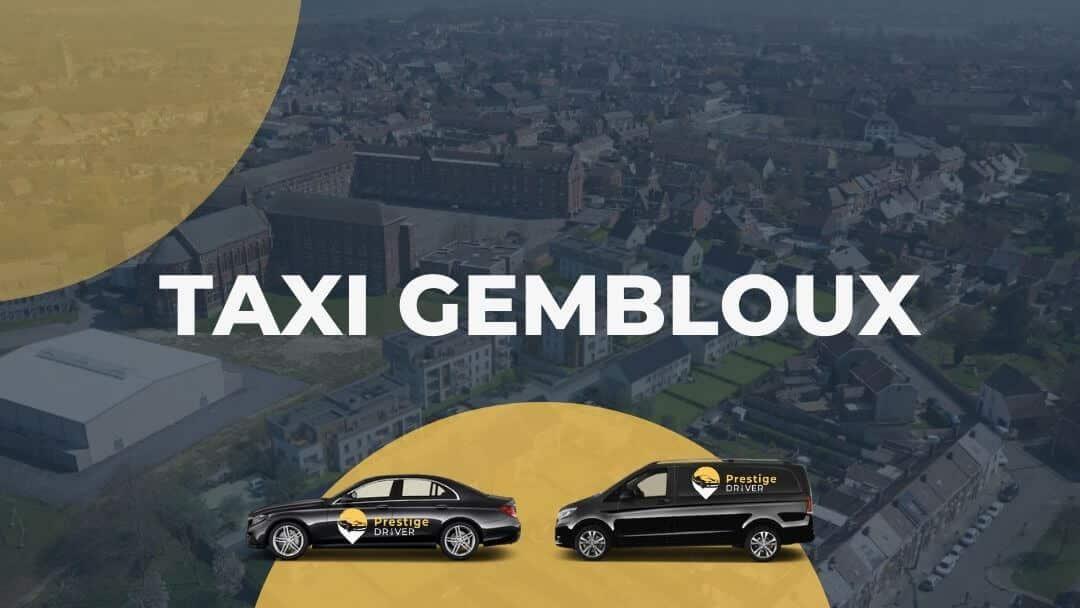 Taxi à Gembloux