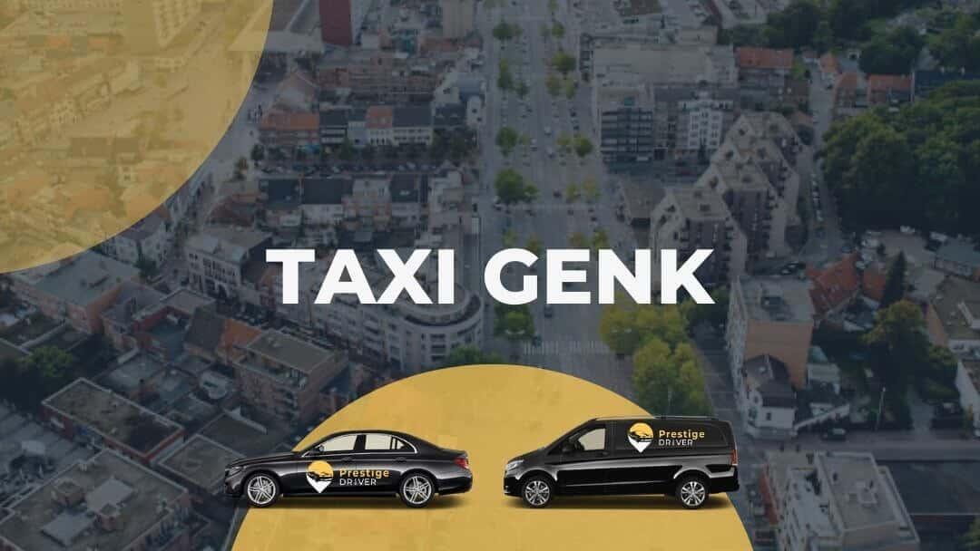 Taxi a Genk
