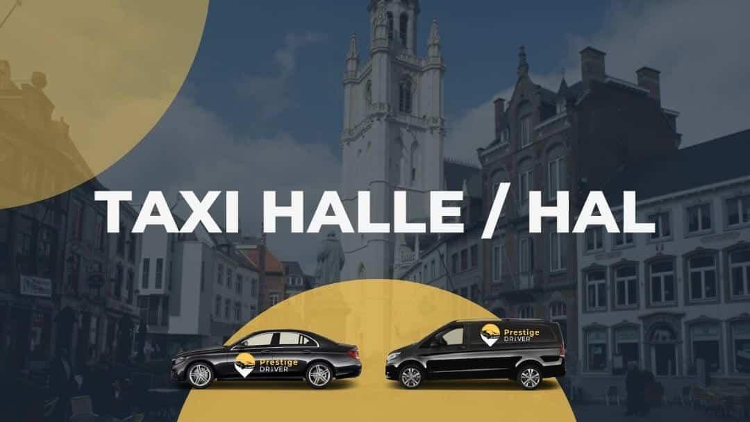 Taxi à Hal