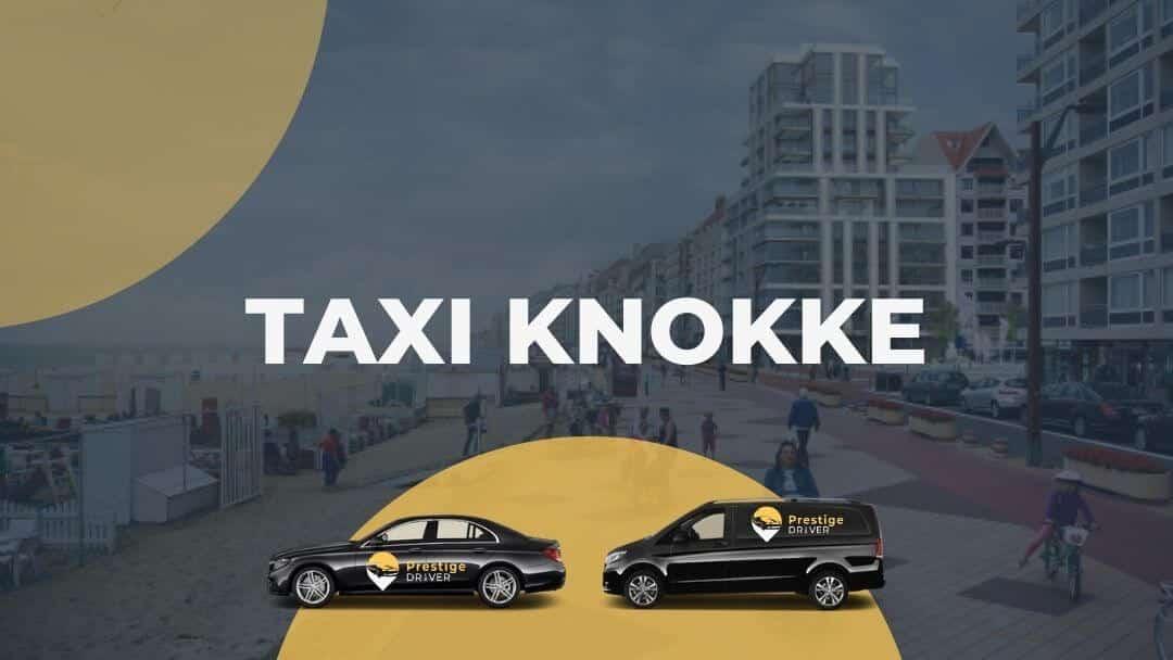 Taxi à Knokke