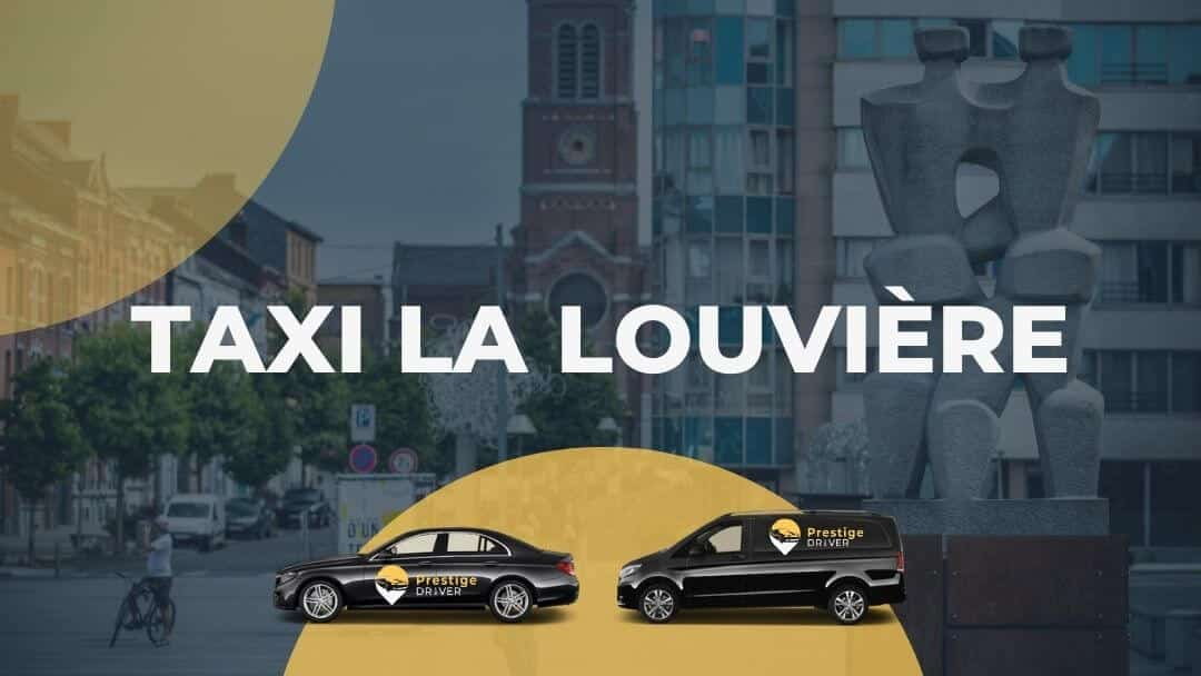 Taxi à La Louvière