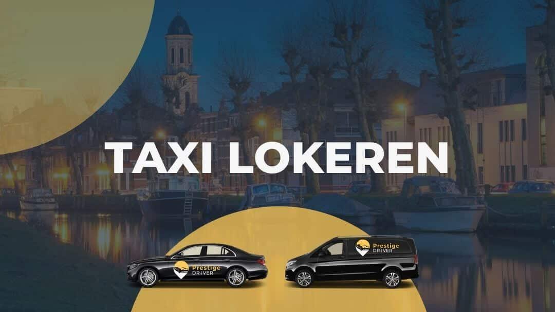 Taxi à Lokeren