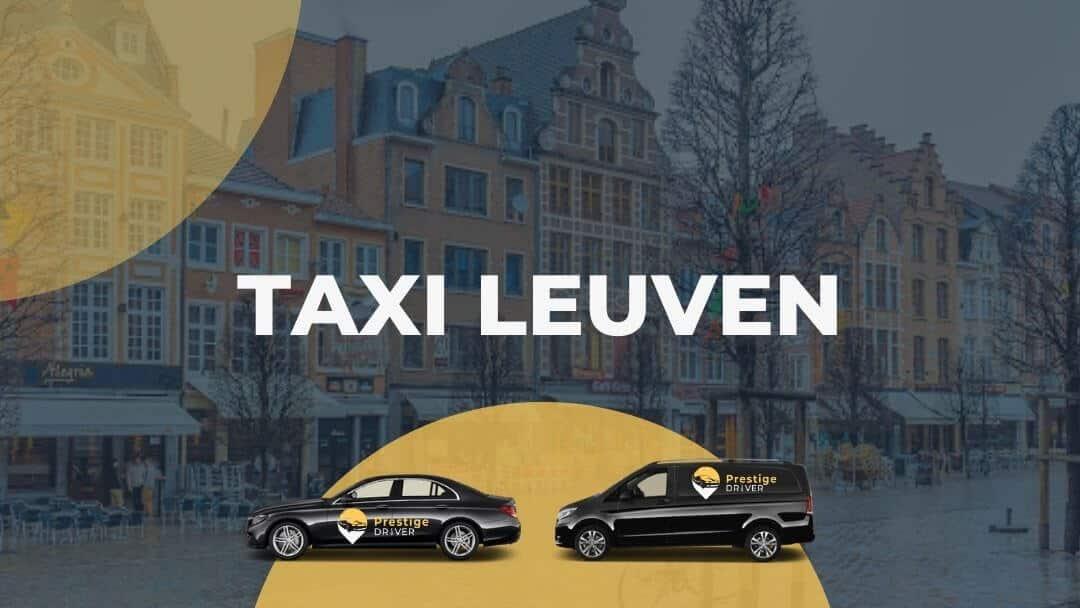 Taxi a Louvain