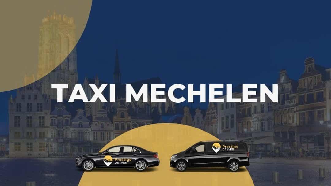Taxi à Malines