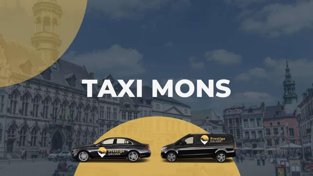 Taxi à Mons