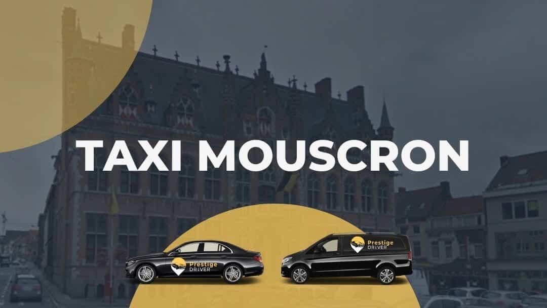 Taxi à Mouscron