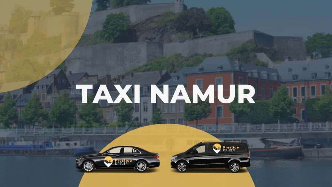 Taxi à Namur