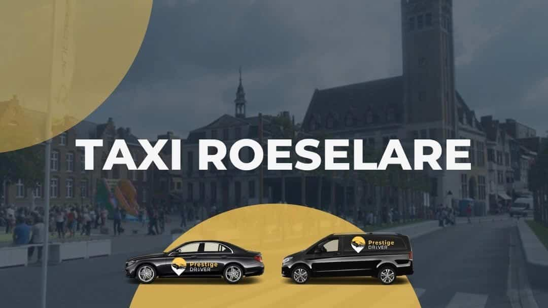 Taxi à Roulers