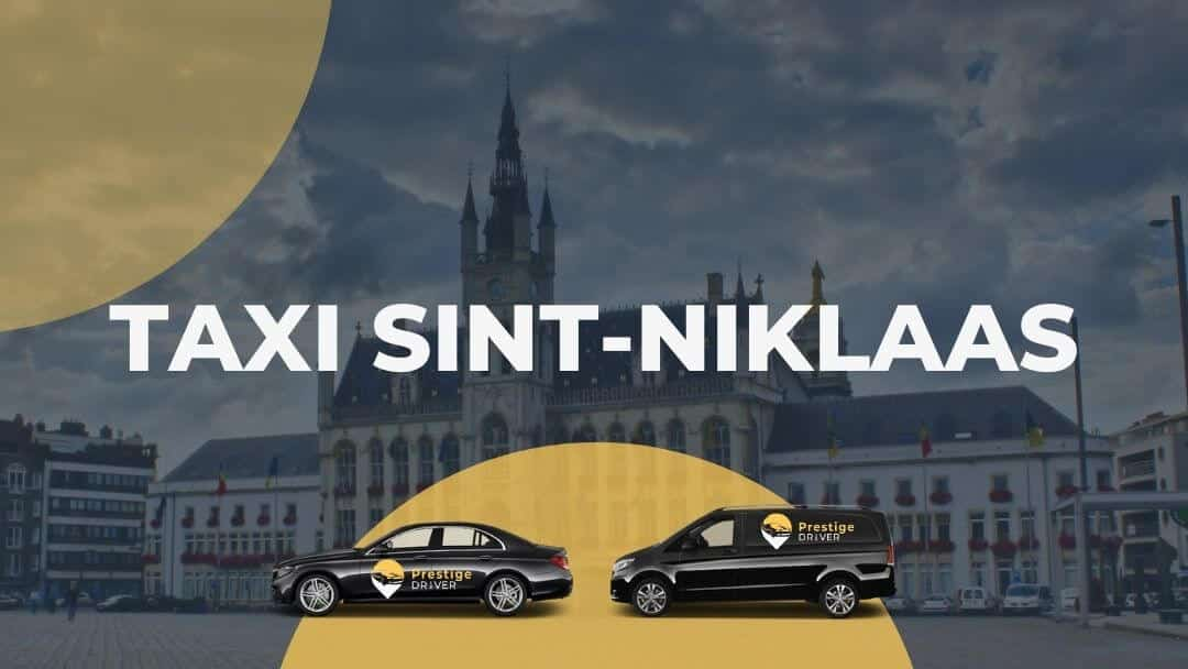 Taxi à Sint-Niklaas