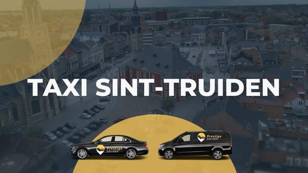 Taxi à Sint-Truiden