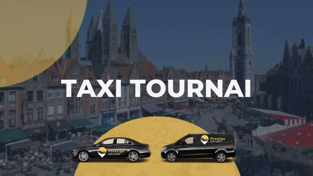 Taxi à Tournai