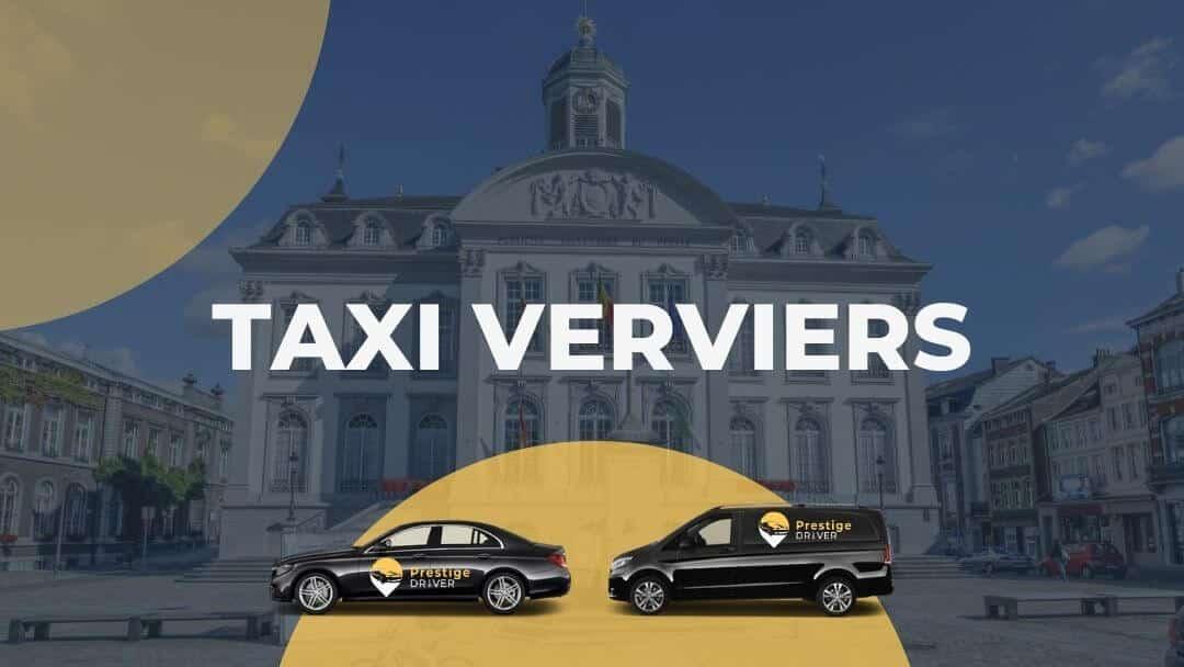 Taxi à Verviers