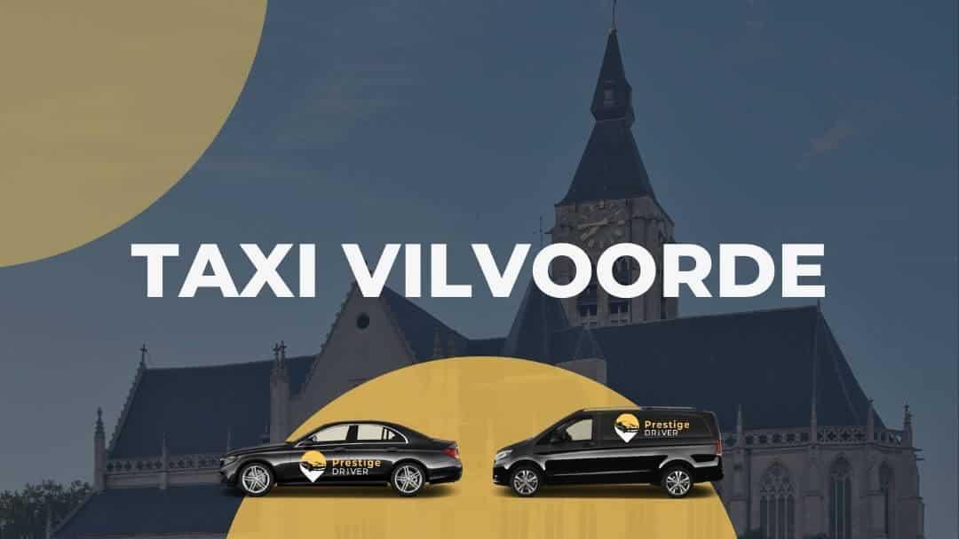 Taxi à Vilvorde