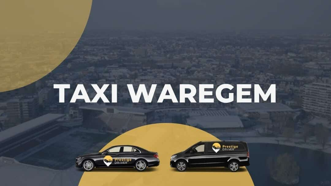 Taxi à Waregem
