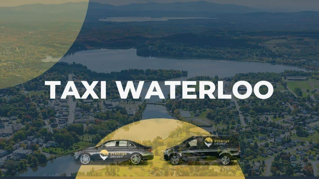 Taxi à Waterloo