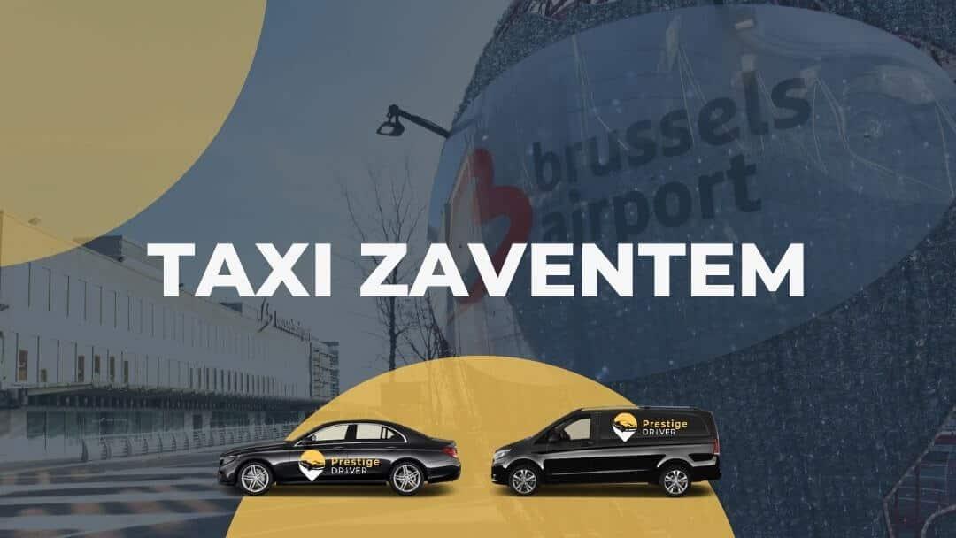 Taxi à Zaventem