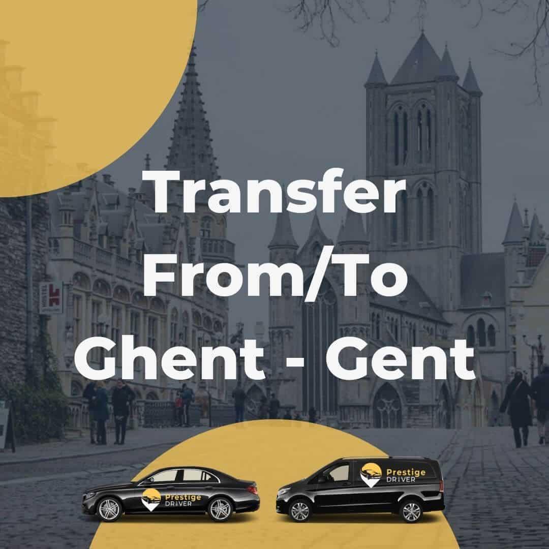 taxi Gand