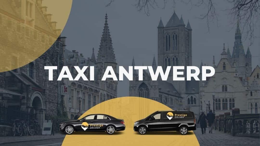 Taxi à Anvers