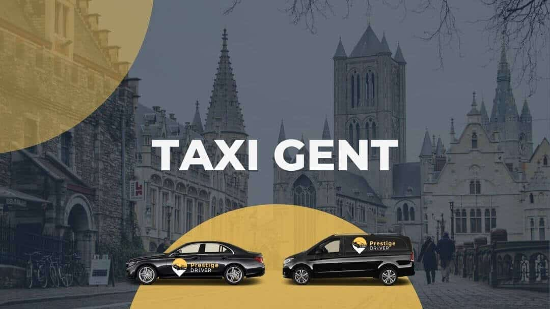 Taxi à Gand