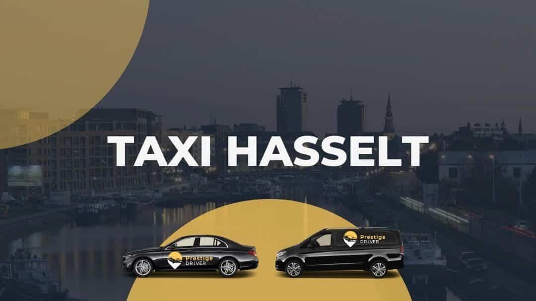 Taxi à Hasselt