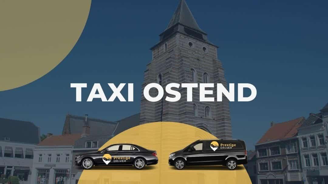 Taxi à Ostende