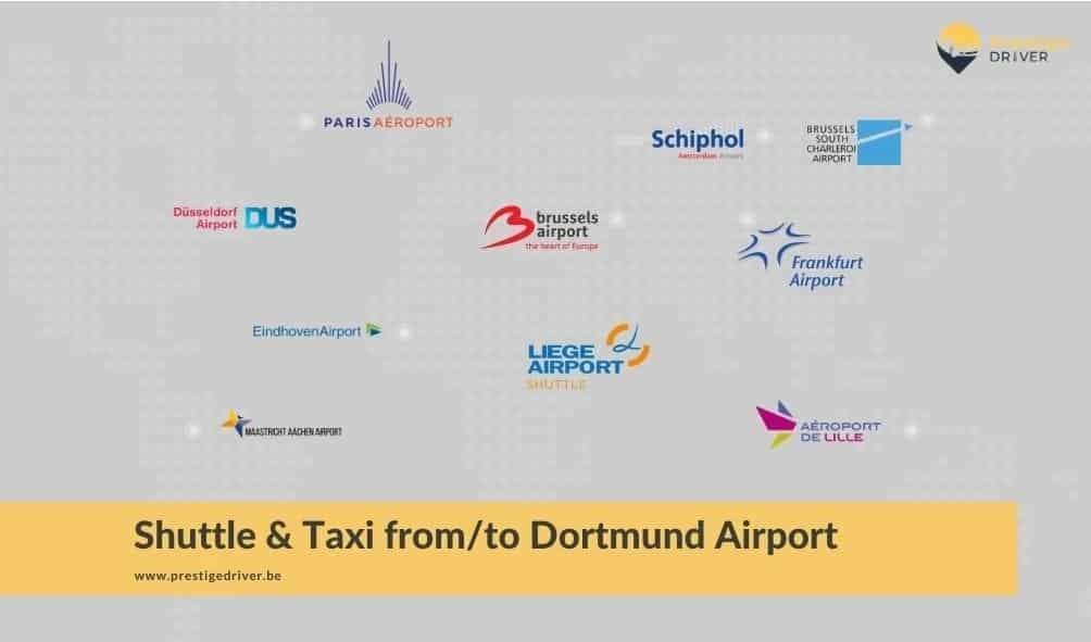 Navette Dortmund aéroport
