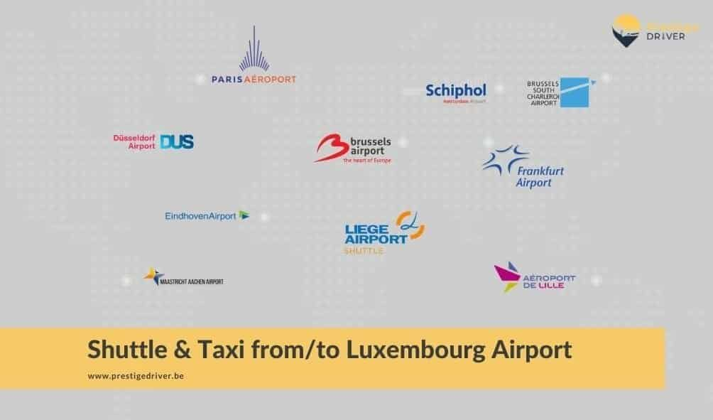 Navette Luxembourg aéroport